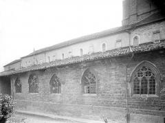 Eglise Saint-Just - Façade nord