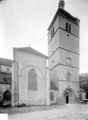 Eglise Notre-Dame de l'Assomption - Façade nord