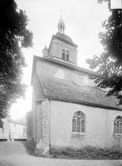 Eglise Notre-Dame de l'Assomption - Angle sud-ouest