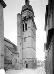 Eglise - Clocher, côté nord-est