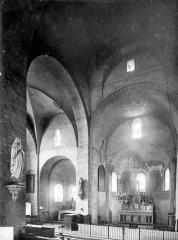 Eglise Notre-Dame - Vue intérieure du choeur et de l'absidiole nord
