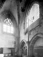 Eglise Saint-Anatoile - Chapelle sud : sacristie
