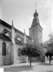 Eglise Saint-Maurice - Façade sud