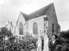 Eglise Sainte-Madeleine - Chapelle : ensemble sud-est