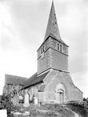 Eglise Sainte-Madeleine - Ensemble nord-ouest