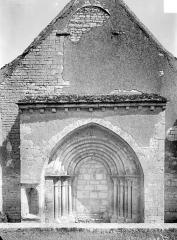Ancien hôpital, ancienne maladrerie - Ancien portail