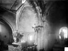 Eglise Saint-Georges - Vue intérieure du transept