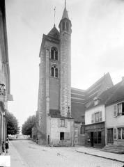 Eglise - Clocher, côté sud