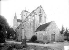 Eglise Saint-Symphorien - Ensemble nord-ouest
