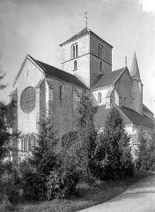 Eglise Saint-Symphorien - Ensemble nord-est