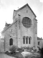 Eglise Saint-Symphorien - Façade est