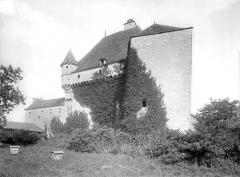 Château de Rosières - Ensemble sud-ouest