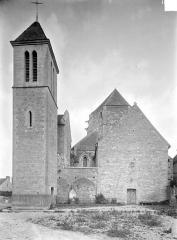 Eglise Saint-Thibault - Ensemble ouest