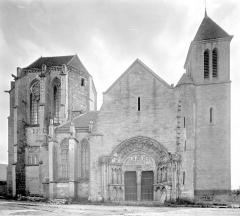 Eglise Saint-Thibault - Ensemble nord
