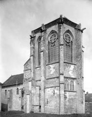 Eglise Saint-Thibault - Abside, côté sud-est