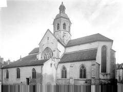 Eglise - Vue d'ensemble sud