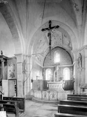 Eglise Saint-Pierre-et-Saint-Paul - Vue intérieure du choeur