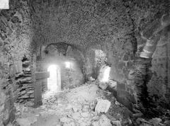 Château de Thil (ruines) - Cuisines
