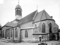 Ancien prieuré - Ensemble sud-est