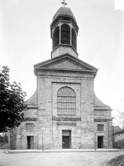 Ancien prieuré - Façade ouest