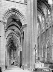 Ancienne cathédrale Saint-Etienne - Déambulatoire
