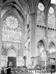 Ancienne cathédrale Saint-Etienne - Transept