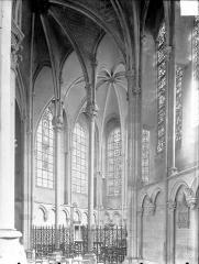 Ancienne cathédrale Saint-Etienne - Chapelle absidale