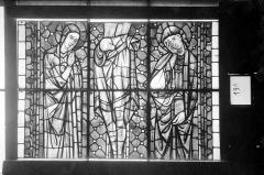 Ancienne cathédrale Saint-Etienne - Vitrail du choeur