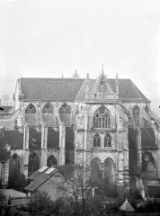 Abbaye Saint-Germain - Ensemble sud