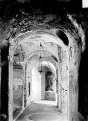 Abbaye Saint-Germain - Crypte
