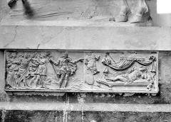 Ancienne cathédrale Saint-Etienne - Bas-relief