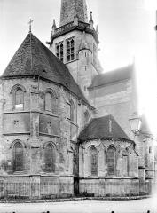 Eglise Notre-Dame - Angle nord-est