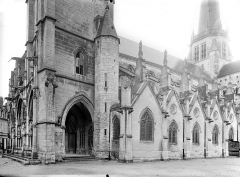 Eglise Notre-Dame - Angle sud-ouest