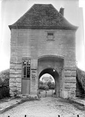 Porte Comté - Vue d'ensemble