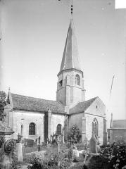 Eglise Saint-Germain d'Auxerre - Ensemble sud