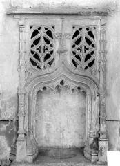 Eglise Saint-Germain d'Auxerre - Piscine