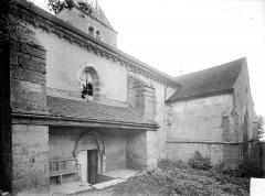 Eglise Saint-Jean l'Evangéliste - Façade sud