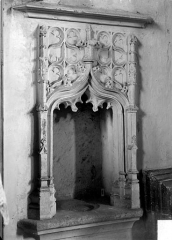 Eglise Saint-Jean l'Evangéliste - Piscine