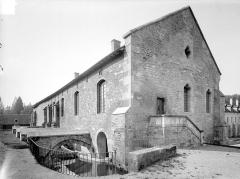 Abbaye de Fontenay - Bâtiment de la forge : Ensemble sud-est
