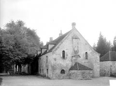 Abbaye de Fontenay - Bâtiment dit La Boulangerie