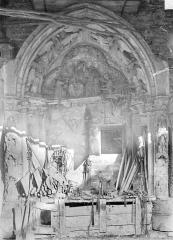 Ancienne abbaye - Portail ancien