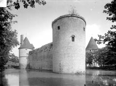 Château - Ensemble sud-ouest