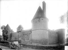 Château - Ensemble nord-ouest