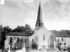 Eglise Saint-Saturnin - Ensemble nord