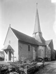 Eglise Saint-Saturnin - Ensemble sud-ouest