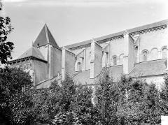 Eglise Notre-Dame et son presbytère - Façade sud