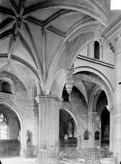 Eglise Notre-Dame et son presbytère - Tribune d'orgue : Voûte