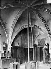 Eglise Notre-Dame - Vue intérieure de la sacristie