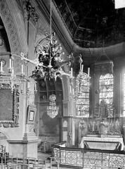 Eglise Notre-Dame - Sainte-Chapelle : Vue intérieure du choeur