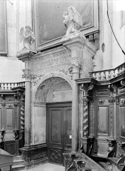Eglise Notre-Dame - Tombeau de Carondelet